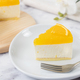 No baked orange cheese cake with fresh oranges decoration - PhotoDune Item for Sale