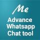 Advance Whatsapp Chat Tool