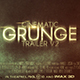 Cinematic Grunge Trailer - VideoHive Item for Sale