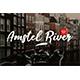 Amstel River Font