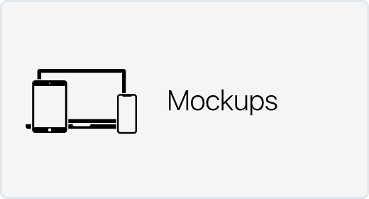 Devices Mockups