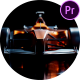 Formula One Racing Logo For Premiere Pro - VideoHive Item for Sale