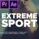Extreme Sport Promo - VideoHive Item for Sale