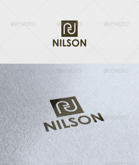 Nilson Logo - Letters Logo Templates