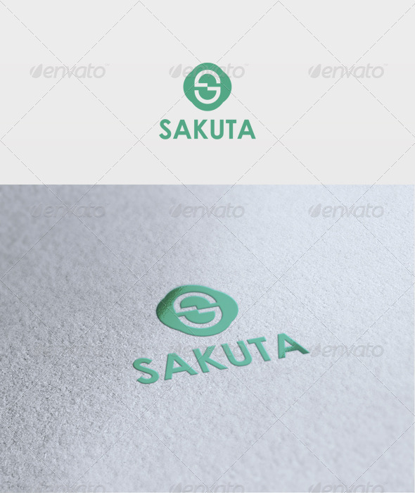 Sakuta Logo - Letters Logo Templates