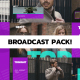 Broadcast Pack - VideoHive Item for Sale