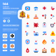 Emergency Situations Icons