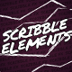 Scribble Elements // Mogrt - VideoHive Item for Sale