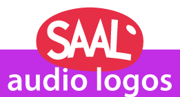 Saal Audio Logos