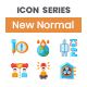 80 New Normal Icons | Astute Series