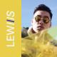 George Lewis - Personal CV/Resume HTML Template