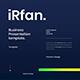 Irfan – Business Google Slides Template