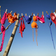 Female swimwear hanging in the sun to dry - PhotoDune Item for Sale