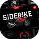 Sidebike - Motorcycle & Rental PowerPoint Presentation Template