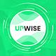 Upwise - Startup Business Keynote Presentation Template