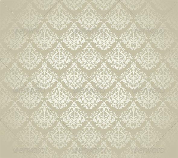 Flower Seamless Pattern - Patterns Decorative