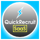 QuickRecruit SaaS - Recruitment CRM and Talent Acquisition System in Laravel