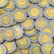 Background of polish coins - PhotoDune Item for Sale