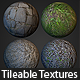 Tileable texture pack - 3DOcean Item for Sale