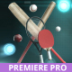 Tennis Cricket Baseball Pack for Premiere - VideoHive Item for Sale