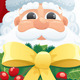 Santa Wreath - GraphicRiver Item for Sale