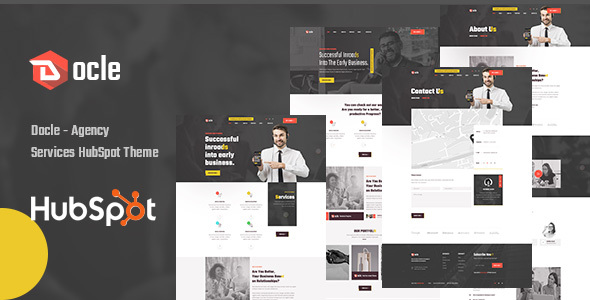 Docle – Agency Services HubSpot Theme
