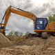 Big excavator - PhotoDune Item for Sale