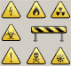 Warning Signs - GraphicRiver Item for Sale
