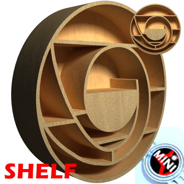House Wooden Shell - 3DOcean Item for Sale