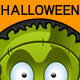 Little Halloween Monster's - Set 1 - GraphicRiver Item for Sale