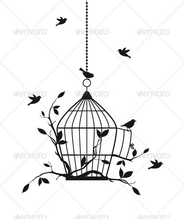 Free Birds, Vector - Animals Characters