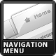 Sleek Navigation Menu - GraphicRiver Item for Sale