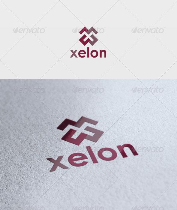 Xelon Logo - Letters Logo Templates