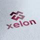 Xelon Logo - GraphicRiver Item for Sale