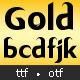 Goldman-Font - GraphicRiver Item for Sale