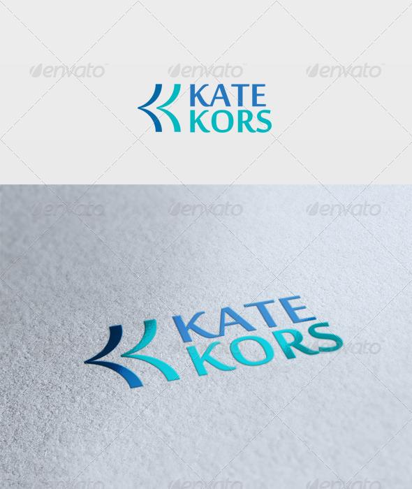 Kate Kors Logo - Letters Logo Templates