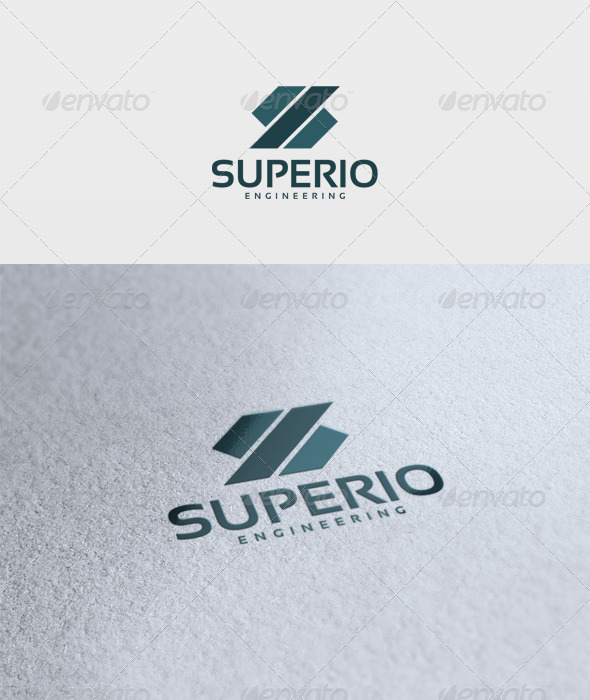 Superio Logo - Letters Logo Templates