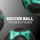 Soccer Ball Transitions - Dark - VideoHive Item for Sale