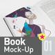 Book | Brochure Mock-Up  - GraphicRiver Item for Sale