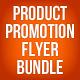 Product Promotion Flyer Bundle #1 - GraphicRiver Item for Sale