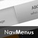 Bold Web2.0 Navigation Menus - GraphicRiver Item for Sale