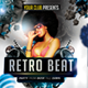Retro Beat Flyer - GraphicRiver Item for Sale