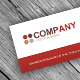 Retro Modern Business Card - GraphicRiver Item for Sale