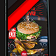 Food Delivery Instagram Promo - VideoHive Item for Sale