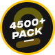 4500+ Graphics Pack - VideoHive Item for Sale