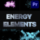 Energy Elements And Transitions | Premiere Pro MOGRT - VideoHive Item for Sale