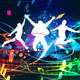 Dance Party Vector Template Design_6 - GraphicRiver Item for Sale
