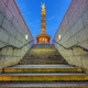 The Victory Column in Berlin at night - PhotoDune Item for Sale