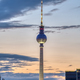 The famous TV Tower in Berlin - PhotoDune Item for Sale