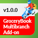 GroceryBook Multibranch Add-on